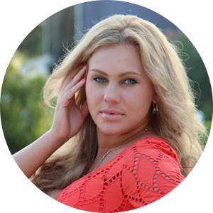 Ольга (Щербинка) 46 лет