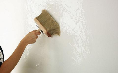 зачистка и выравнивание стен